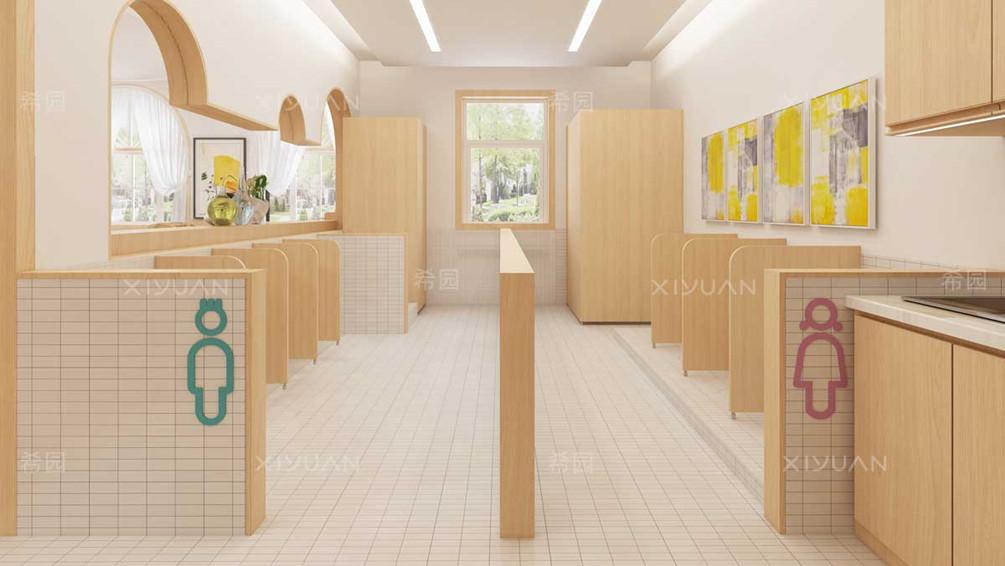 幼儿园卫生间装修细节