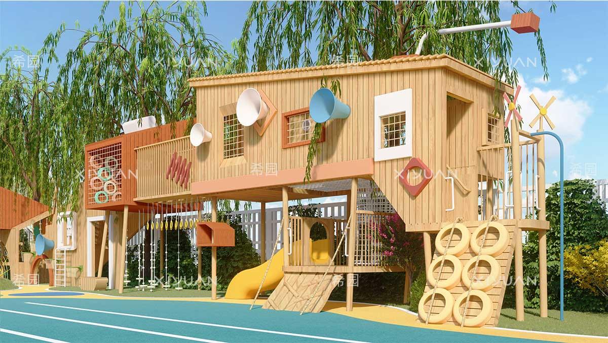社区幼儿园设计