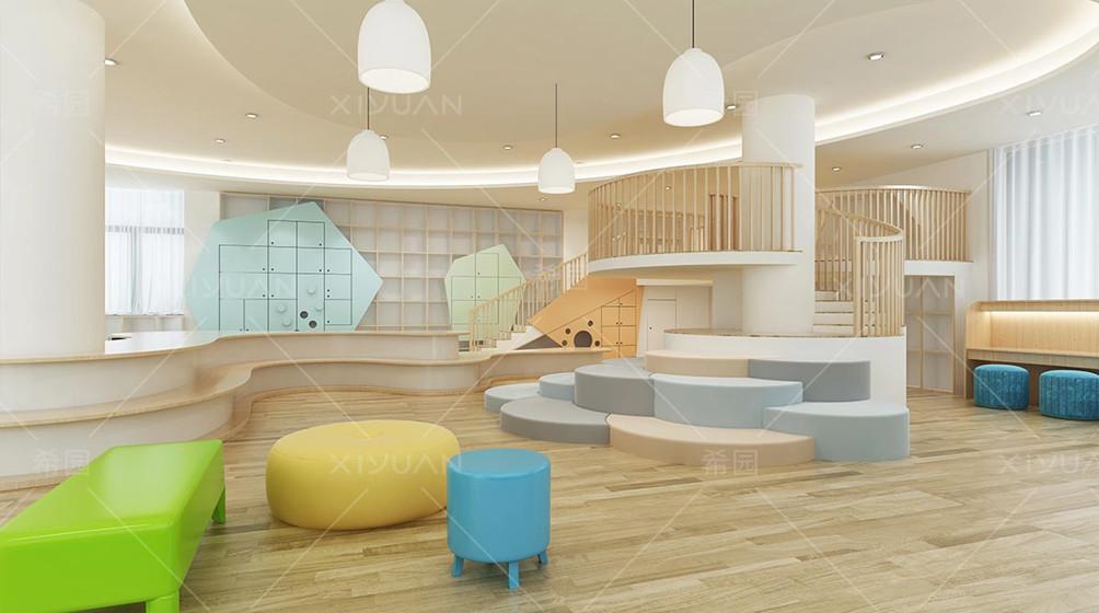 幼儿园设计如何打造空间