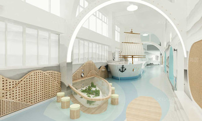 马尾实验幼儿园设计