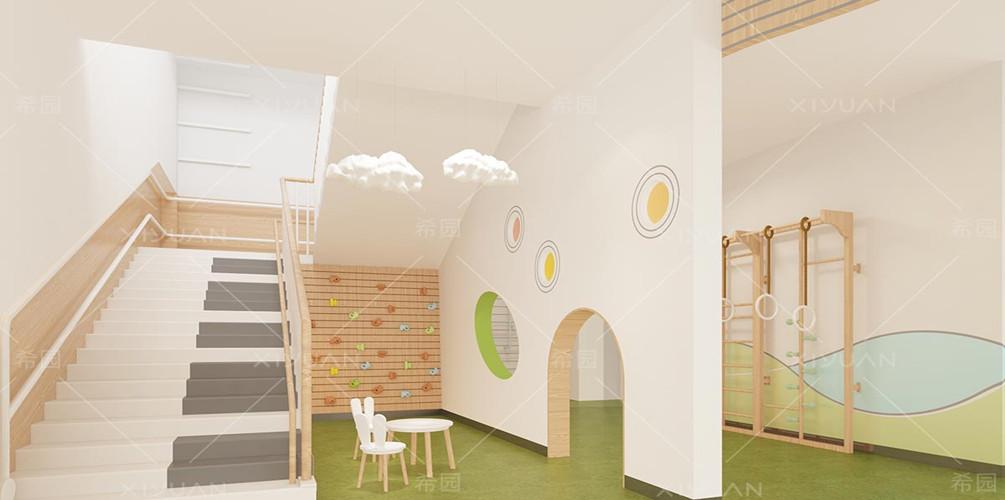 幼儿园装修公司的改造设计
