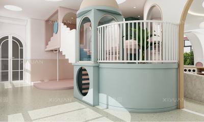 幼儿园墙面主题走廊装饰设计